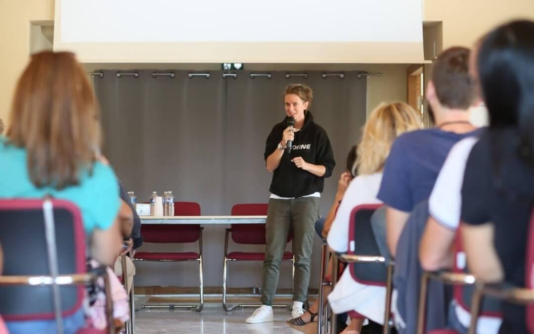 «J'ai vécu un coaching business très riche» – Avis Margaux Klein